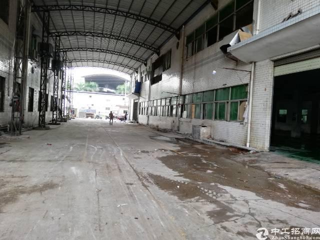 公明西环新出一楼2000平米精装修厂房-图3