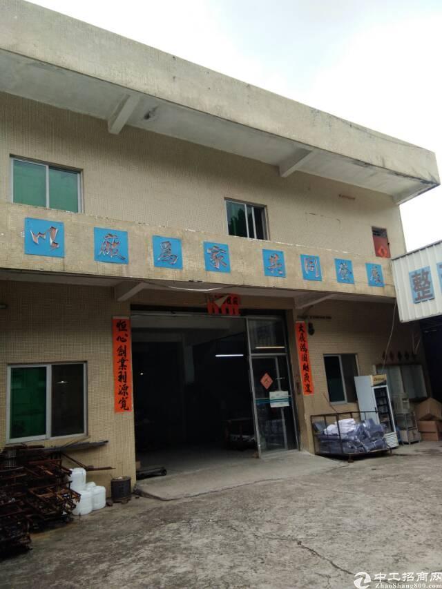 独院厂房  面积1500平方  租金20元   电100千瓦