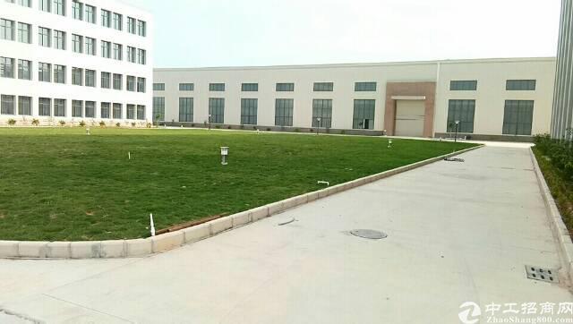 临深圳花园式红本独院40000平方厂房出租