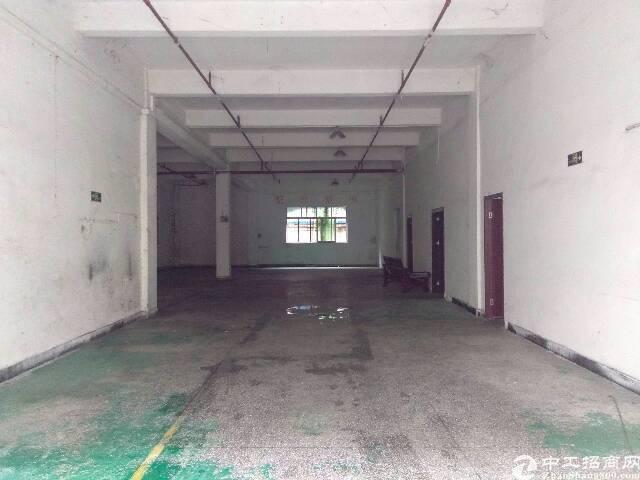 一楼带地坪漆和办公室