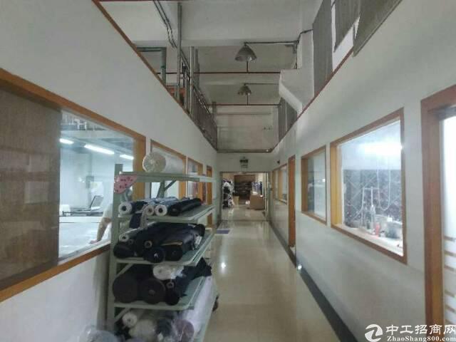 公明镇中心新出原房东2400平方实际面积厂房出租