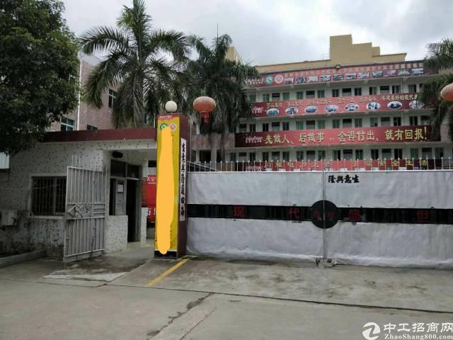 惠城区标准独门独院厂房招租