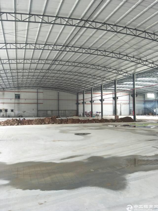 黄江镇黄京坑新出独栋钢构3200平钢构出租