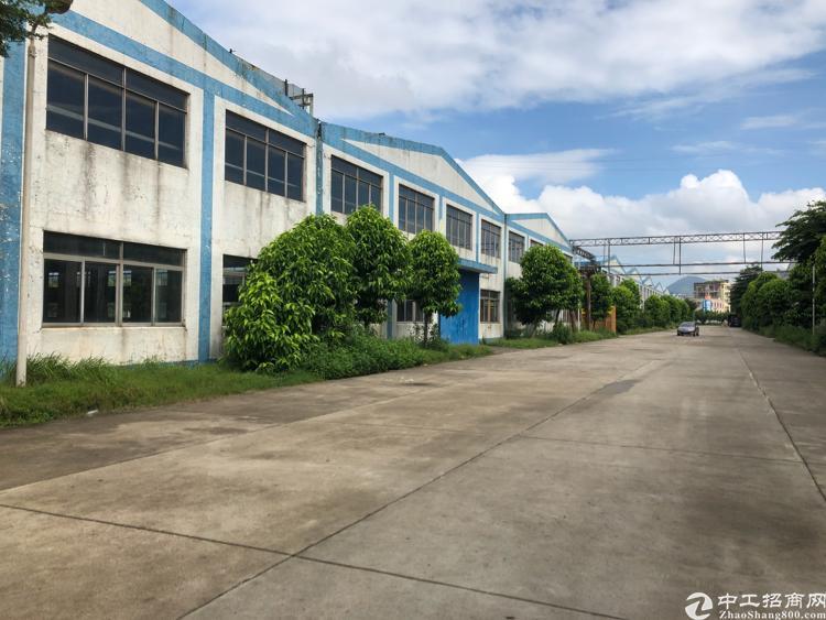 惠阳独院钢构厂房16800平,滴水10米电1000千瓦