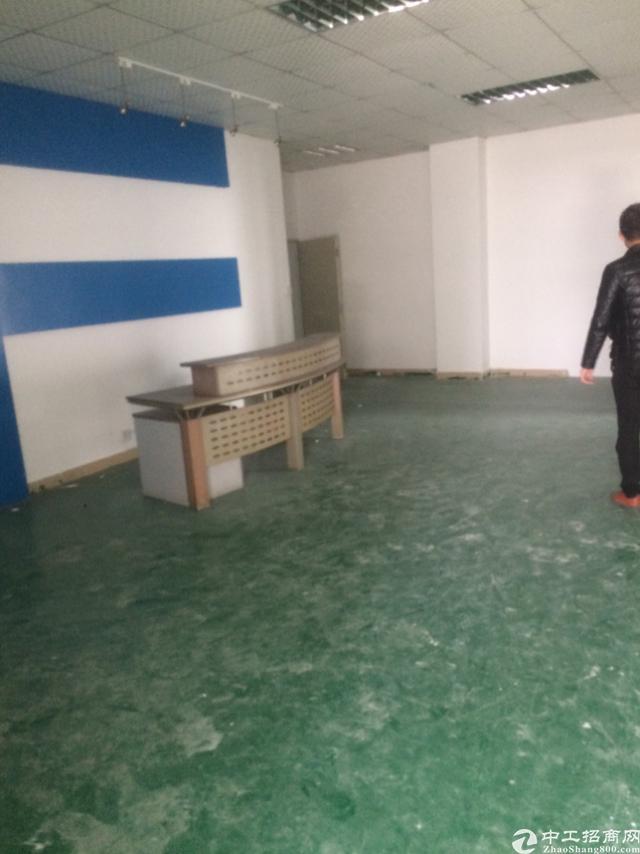 西丽南山标准厂房办公室出租面积实在-图11