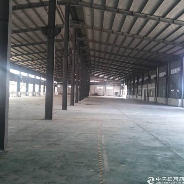 寮步镇独院钢结构厂房