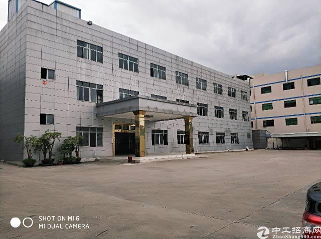长安镇上角独院厂房18000平 可整租可分租