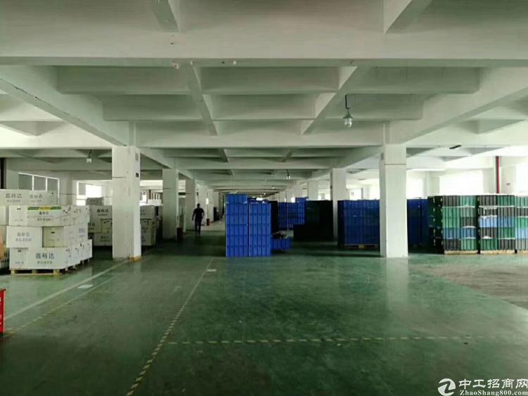 横岗荷坳地铁站800米带装修2600平方米厂房出租
