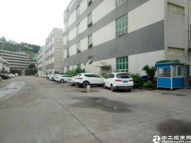 龙岗宝龙高新区独门独院厂房10000平方出租