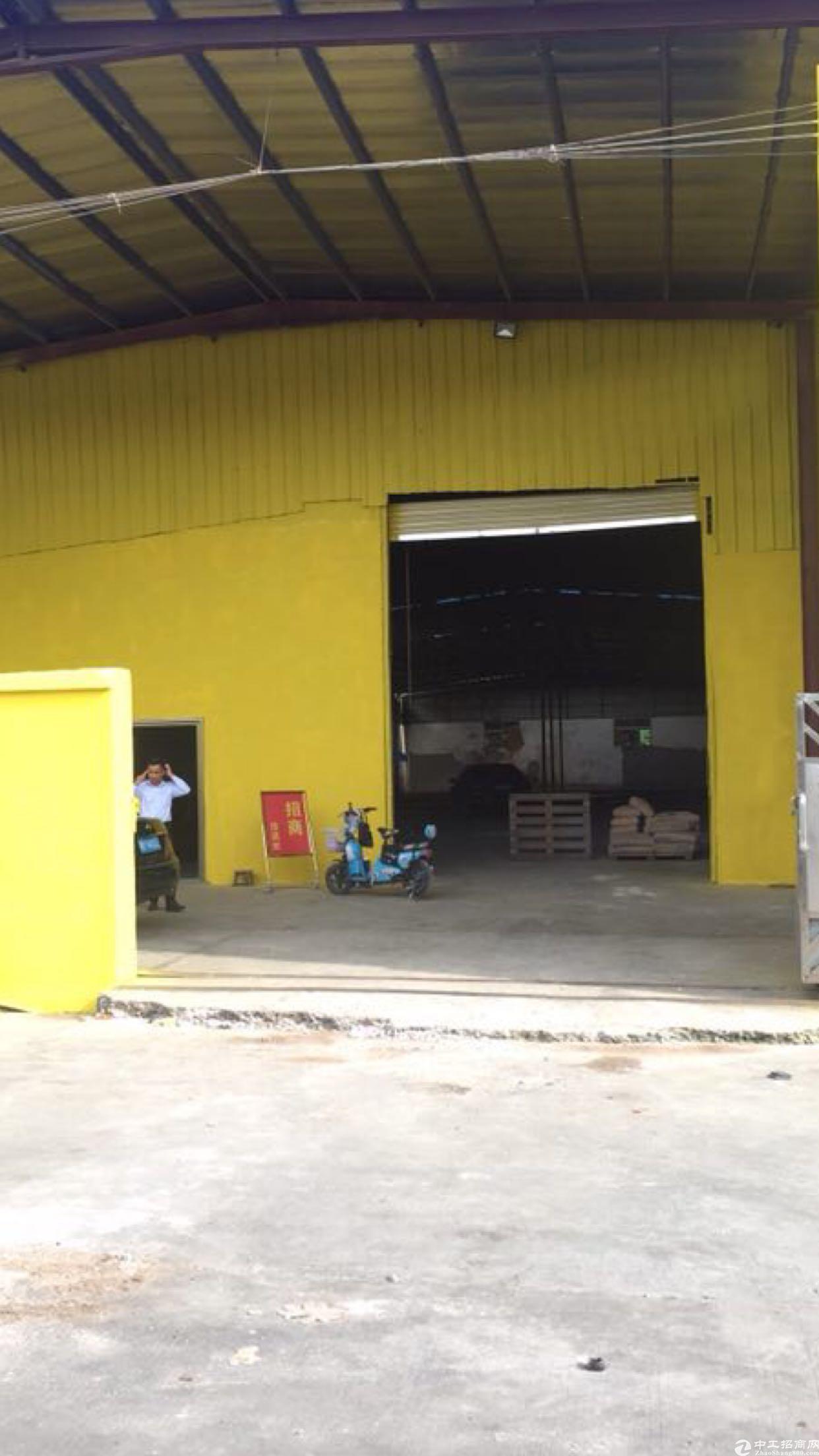 东莞市大朗镇精品单一层滴水8米、已全部翻新、电315KVA、