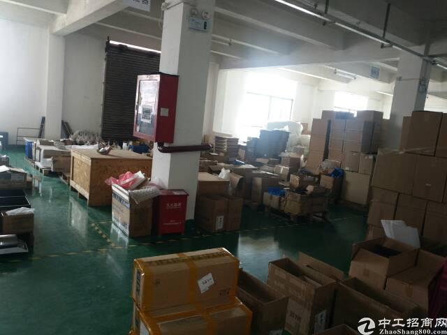 1800平方米带装修厂房出租