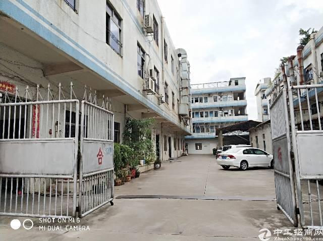长安镇宵边独院厂房一楼1200平来水电齐全