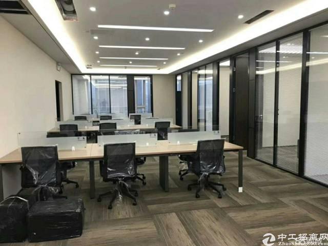 平湖镇华南城金融中心写字楼出租