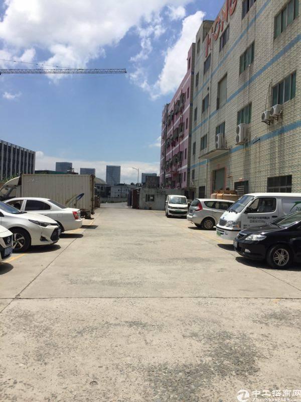 平湖原房东标准厂房出租400平带办公室装修