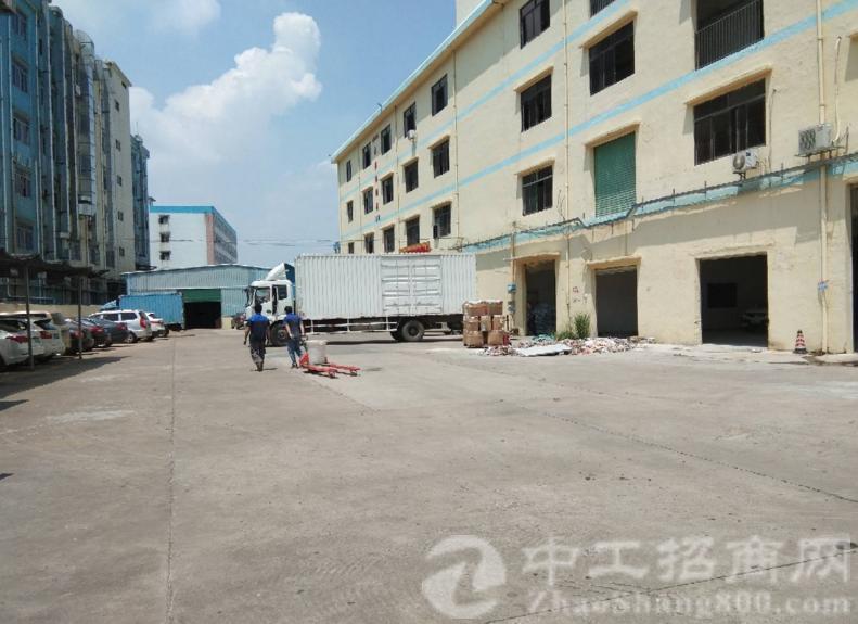 江石美1-3楼厂房出租,靠107国道旁,交通方便,可进大货车