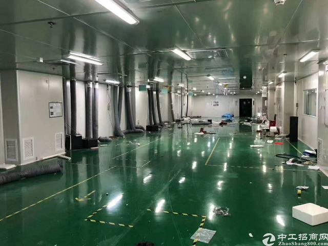 松岗燕川新出独院厂房20000平方有红本原房东低价出租