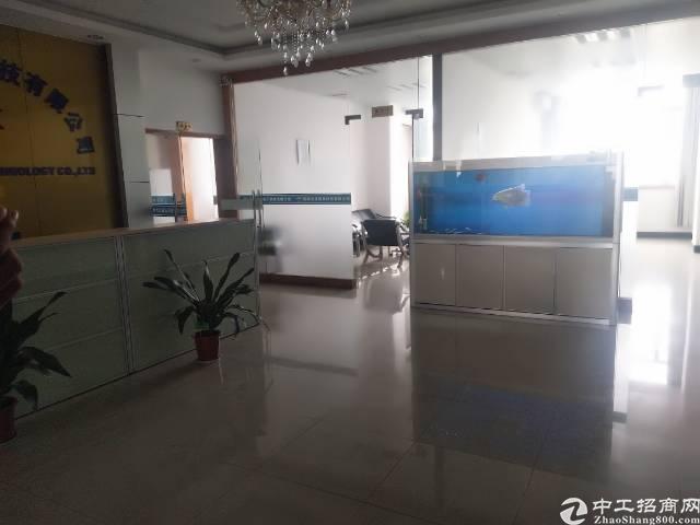 福永凤凰107国道附近楼上1500平米实际面积出租