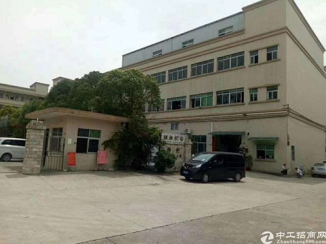 常平独院标准厂房,厂房面积6500平方
