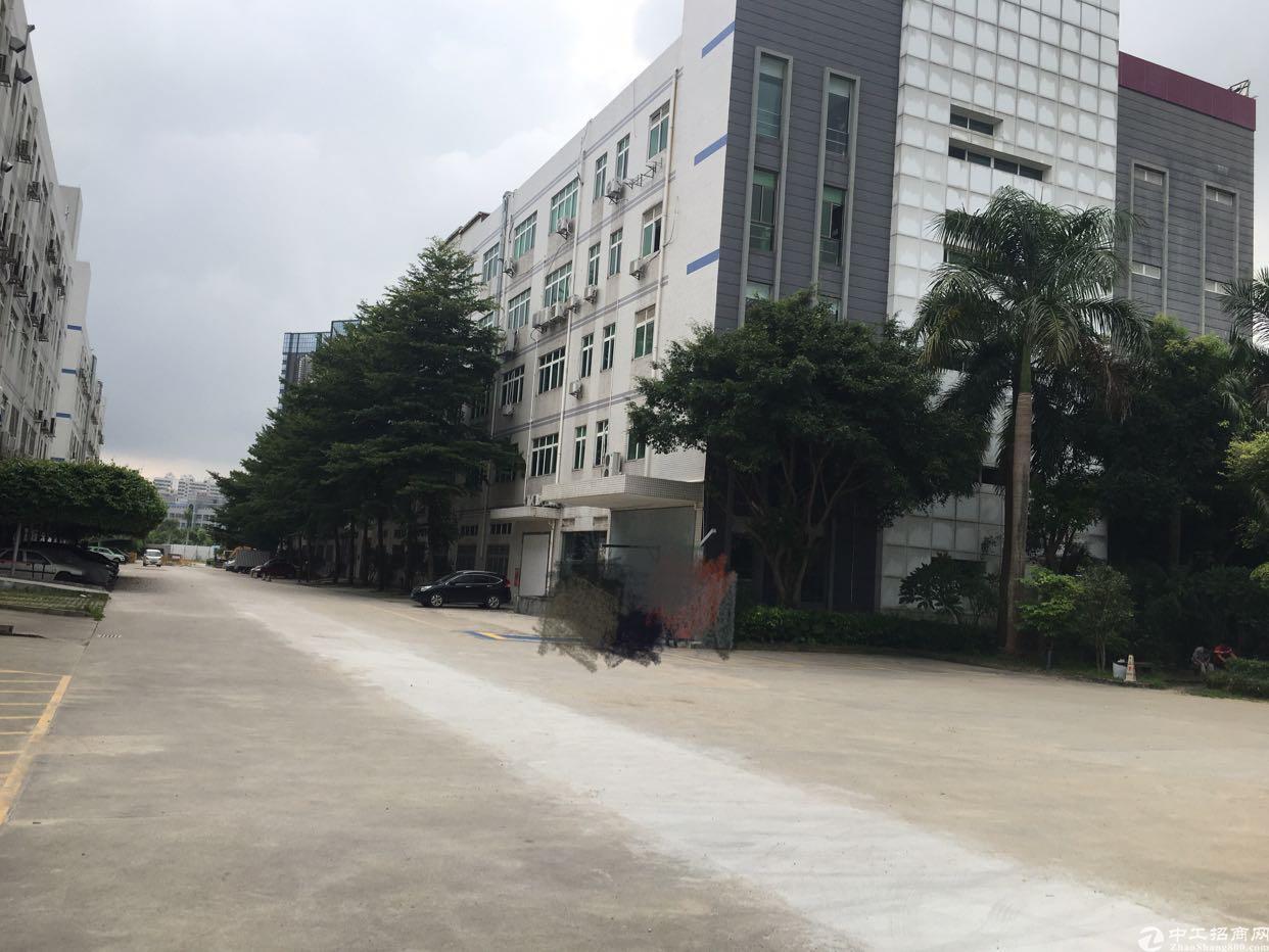 福永新出1-2层18500平方空地超大物流中心招租