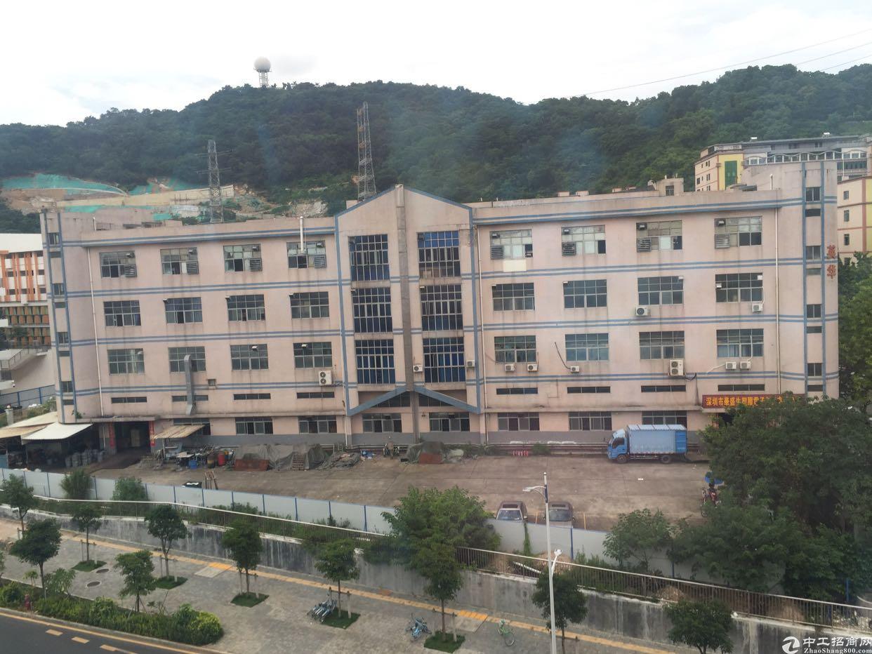 西乡新出11000平米独院厂房招租