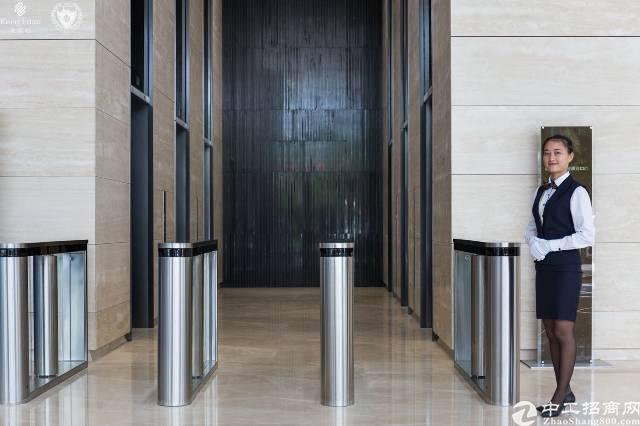 平湖华南城国际金融基地甲级写字楼