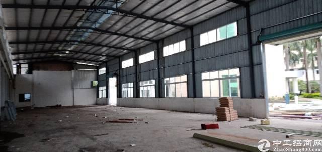 常平镇大京九塑胶城铁皮房厂房出租