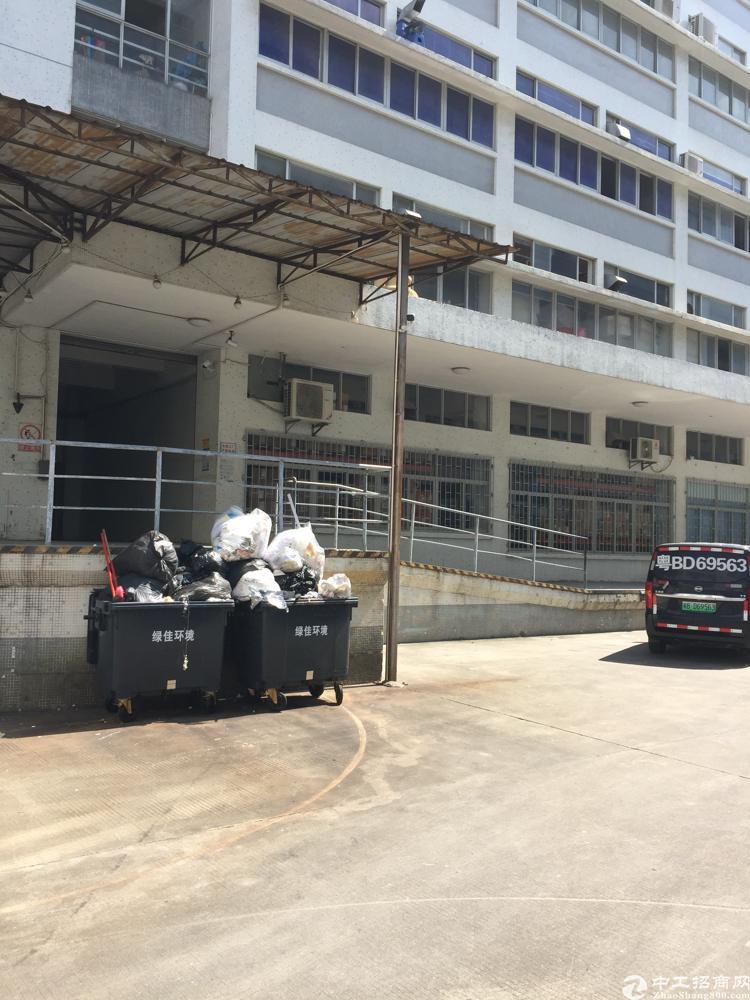 西丽南岗工业区新出楼上1800平厂房招租-图3