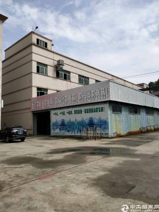 大岭山镇大塘村二楼1580平方出租,交通方便