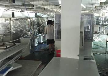 石岩北环路边新出楼上2100平厂房招租图片2