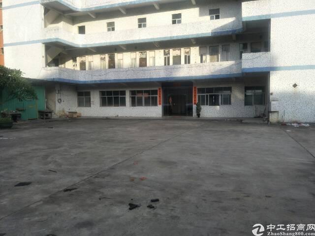 东莞市寮步镇新出独院标准厂房两层2800平米出租