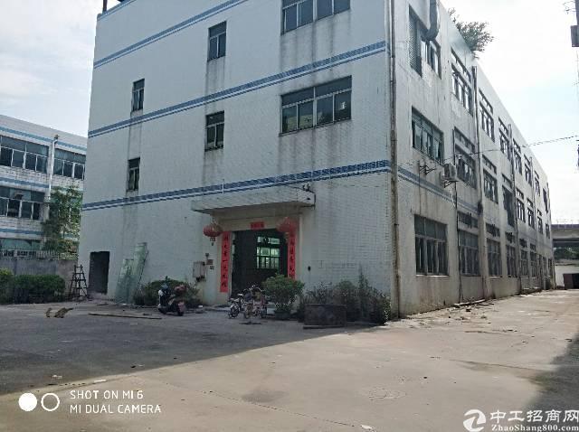 长安锦厦独院厂房4500平 可整租可分租