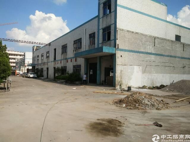 公明镇合水口独门独院1-2层标准厂房出租