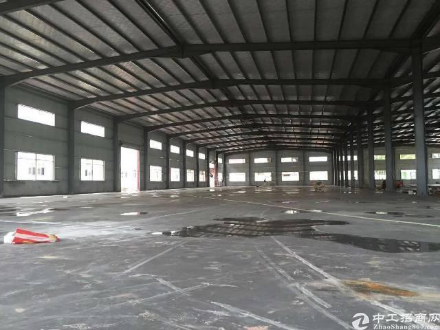 虎门镇怀德村独院钢构厂房出租厂房面积8000平方宿舍1000