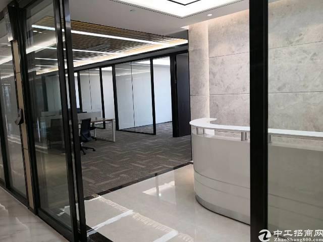 平湖华南城旁边豪华写字楼200平万米