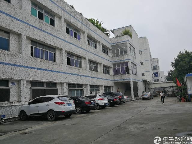 平湖华南城旁标准厂房500平出租