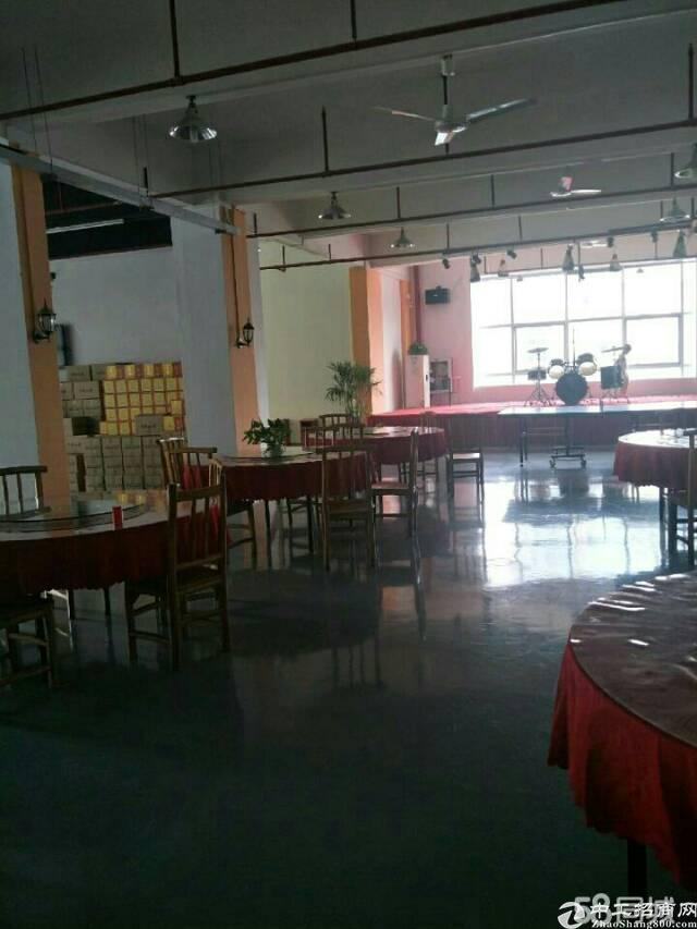 坪山碧岭新出现成装修的饭店560平,打包3600元。