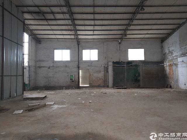 坪山碧岭钢构厂房出租350平 现成办公室