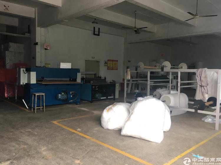 观澜清平高速口附近新出经典独院厂房2000平