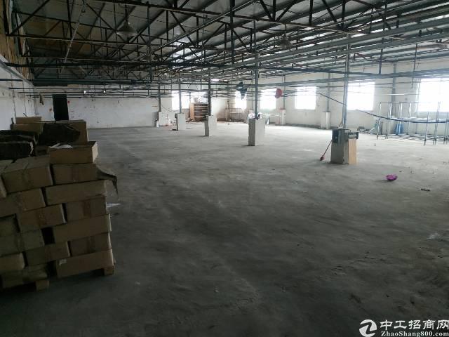 钟村工业区可做服装1000厂房
