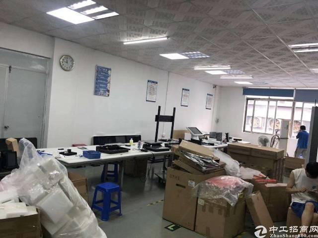 福永地铁口带装修厂房700平