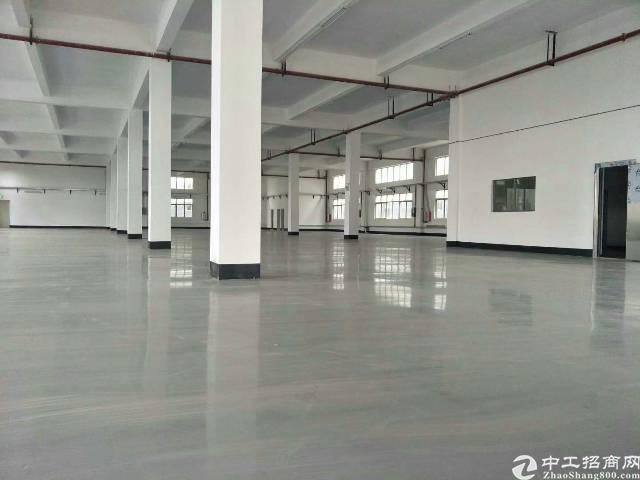 惠州惠城区马安一楼新出3000平米水电齐全
