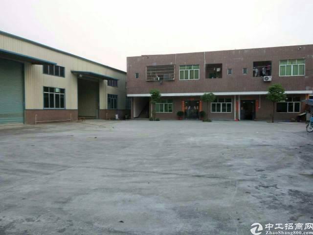 茶山镇单一层独院厂房1900平米