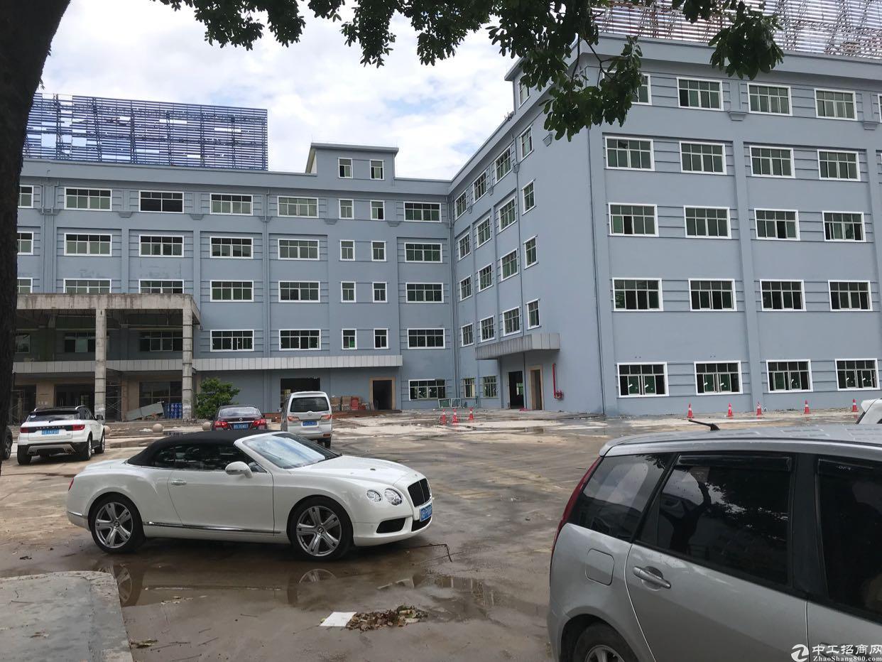 大朗中心区可以做商业可以做厂房总面积45000平大小可以分租
