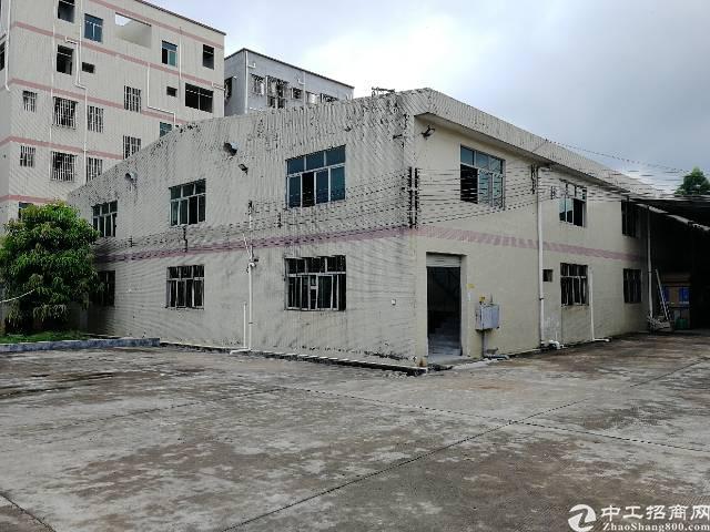 惠州惠阳秋长新出独门独院钢构厂房,行业限制小-图3