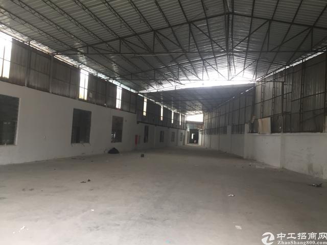 单层钢构厂