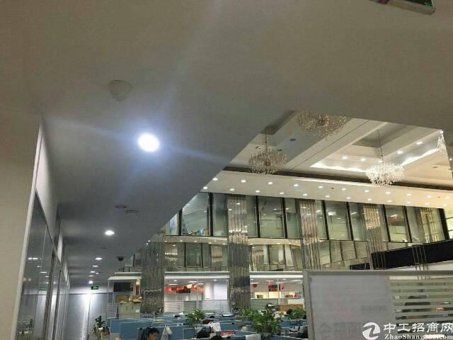 福田中心区大面积,适合企业总部选址!
