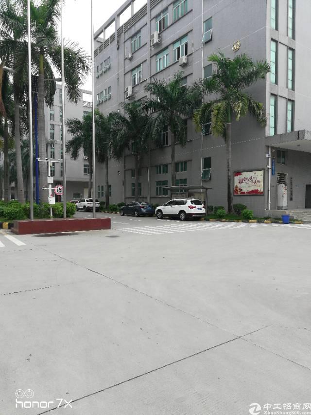 光明新区新出原房东带红本楼上4100平米厂房