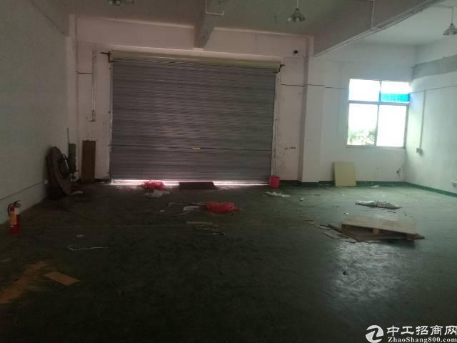 福永  白石厦一楼厂房出租260平方