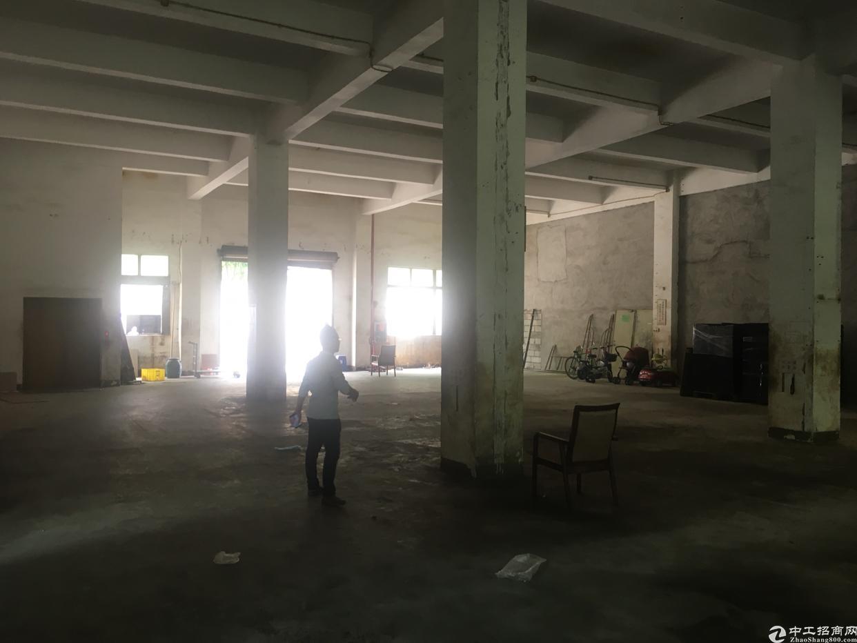 公明根竹园楼高6米重工厂房急租