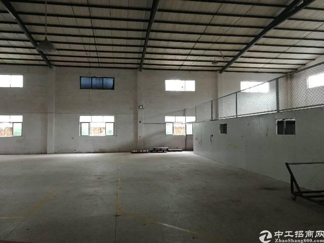 惠州惠阳秋长新出独门独院钢构厂房,行业限制小-图2
